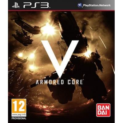 Armored Core 5 [PS3, английская версия]