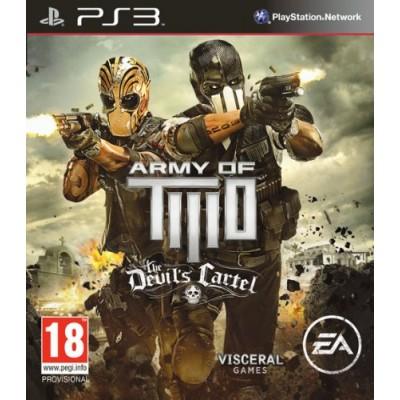 Army of Two Devils Cartel [PS3, английская версия]