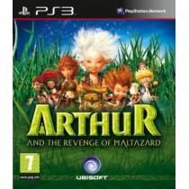Артур и месть Урдалака [PS3]