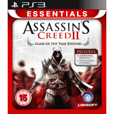 Assassins Creed 2 Game of The Year Edition [PS3, русская версия]