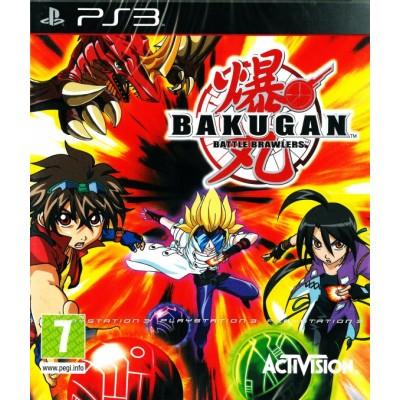 Bakugan Battle Brawlers [PS3, английская версия]