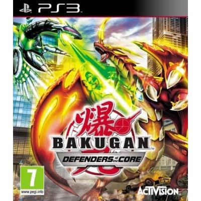 Bakugan Defenders of the Core [PS3, английская версия]