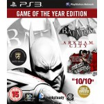 Batman Arkham City - Game of the Year Edition [PS3]