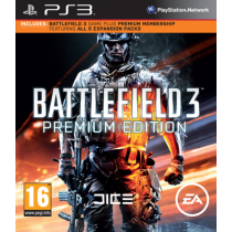 Battlefield 3 Premium Edition [PS3]