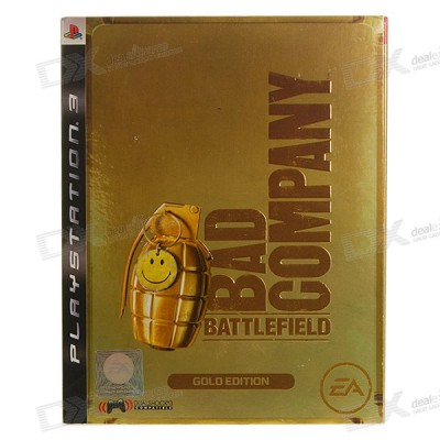 Battlefield: Bad Company Gold Edition [PS3, английская версия]