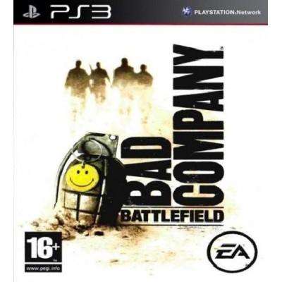 Battlefield Bad Company [PS3, английская версия]