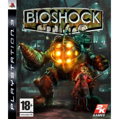 BioShock [PS3, английская версия]