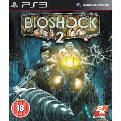 BioShock 2 [PS3, английская версия]