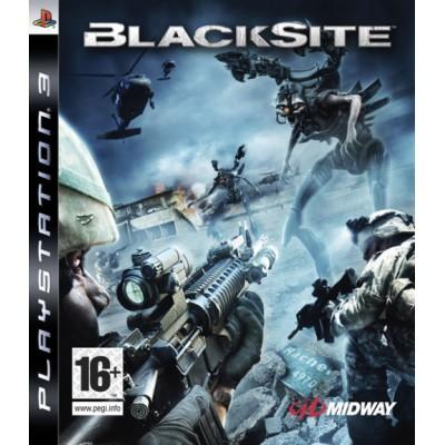 BlackSite [PS3, английская версия]