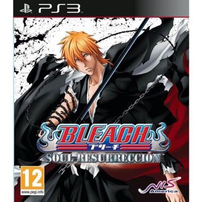 Bleach Soul Resurrection [PS3, английская версия]