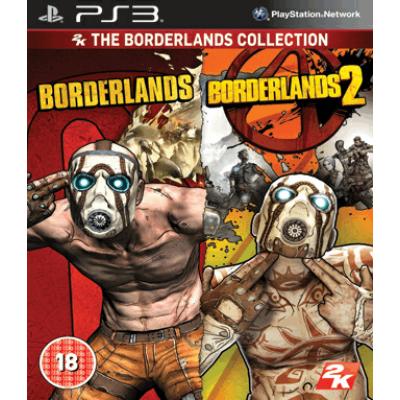 Borderlands Collection (Borderlands 1 и Borderlands 2) [PS3, английская версия]