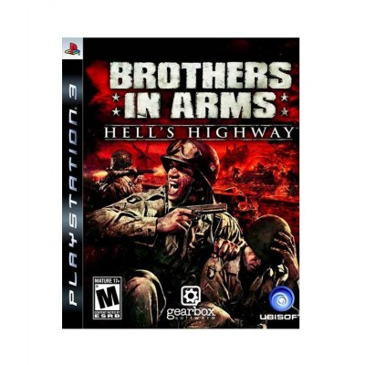 Brothers in Arms Hells Highway [PS3, английская версия]