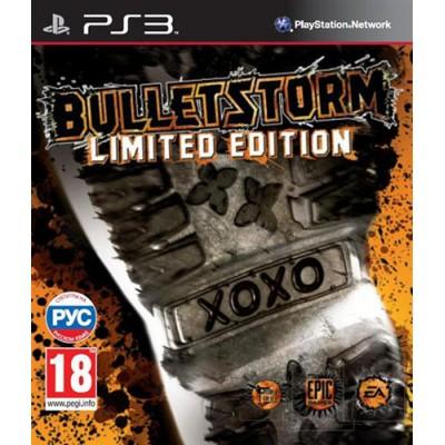 Bulletstorm Limited Edition [PS3, русские субтитры]