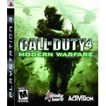 Call of Duty 4 Modern Warfare [PS3]