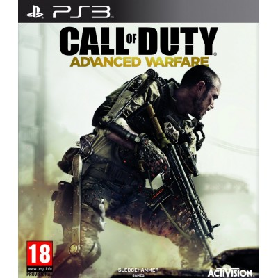 Call of Duty Advanced Warfare [PS3, русская версия]