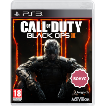 Call of Duty Black Ops 3 [PS3]