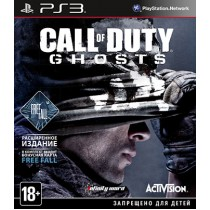 Call of Duty Ghosts Free Fall Edition [РS3]