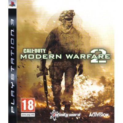 Call of Duty Modern Warfare 2 [PS3, английская версия]