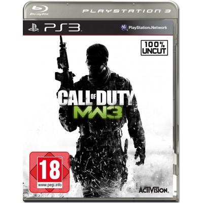 Call of Duty Modern Warfare 3 [PS3, английская версия]