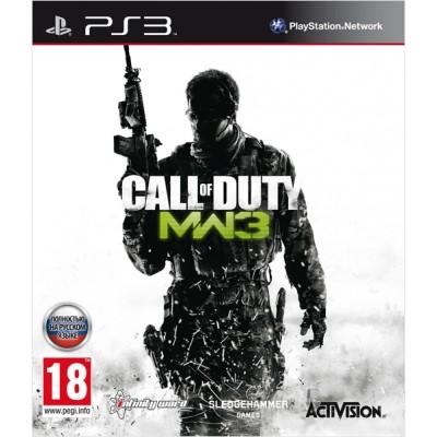 Call of Duty Modern Warfare 3 [PS3, русская версия]