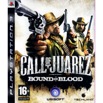 Call of Juarez Bound in Blood [PS3, английская версия]