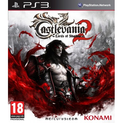 Castlevania Lords of Shadow 2 [PS3, русские субтитры]