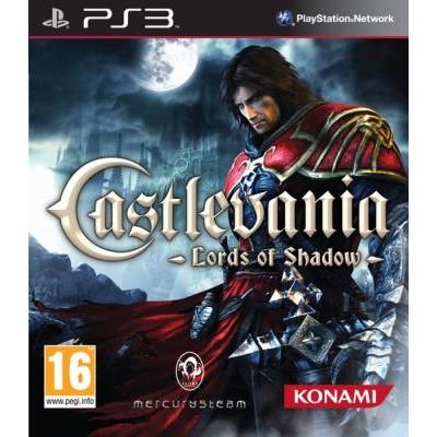Castlevania Lords of Shadow [PS3, английская версия]
