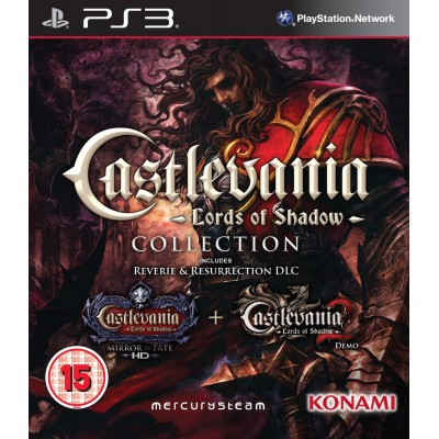 Castlevania Lords of Shadow Collection [PS3, английская версия]