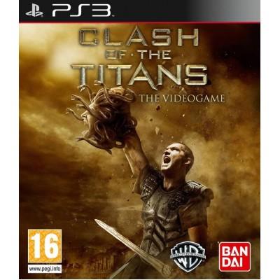 Clash of the Titans [PS3, английская версия]
