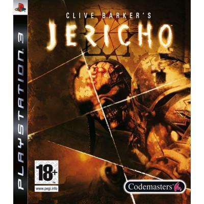 Clive Barker's Jericho (Steelbook) [PS3, английская версия]