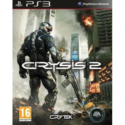 Crysis 2 [PS3, русская версия]