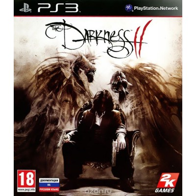 Darkness 2 [PS3, русская документация]