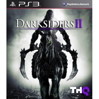 Darksiders 2 [PS3, русская версия]