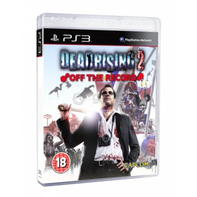Dead Rising 2 Off The Record [PS3, английская версия]