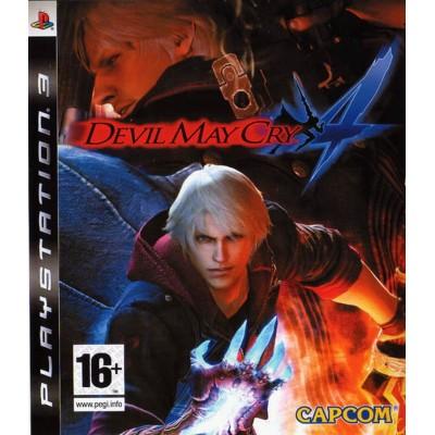 Devil May Cry 4 [PS3, английская версия]