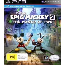 Epic Mickey 2 The Power of Two [PS3]