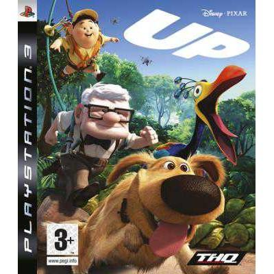 Disney / Pixar - ВВЕРХ! (UP!) [PS3, английская версия]