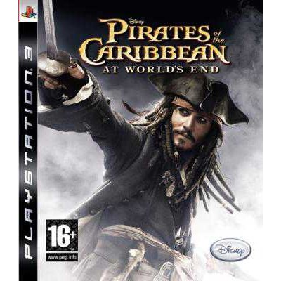 Пираты Карибского Моря - На Краю Света [PS3, английская версия]