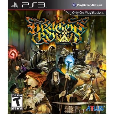 Dragons Crown [PS3, английская версия]