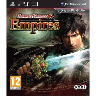 Dynasty Warriors 7 Empires [PS3, английская версия]