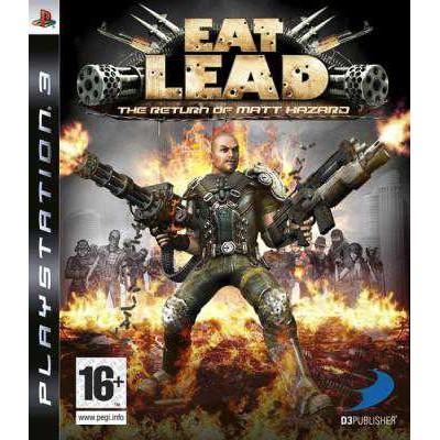 Eat Lead The Return of Matt Hazard [PS3, английская версия]