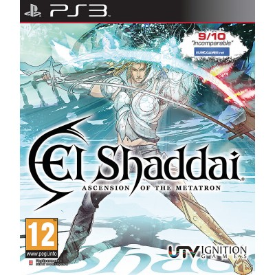 El Shaddai Ascension of the Metatron [PS3, английская версия]