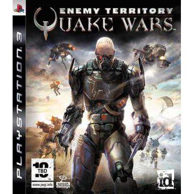 Enemy Territory - Quake Wars [PS3, английская версия]