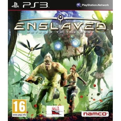 Enslaved Odyssey to the West [PS3, английская версия]