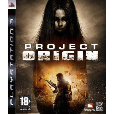 F.E.A.R. 2 Project Origin [PS3, английская версия]