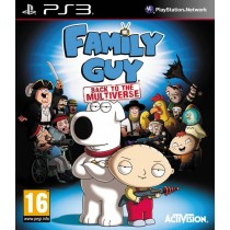Family Guy Back to the Multiverse [PS3]