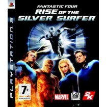 Fantastic Four Rise of the Silver Surfer [PS3]