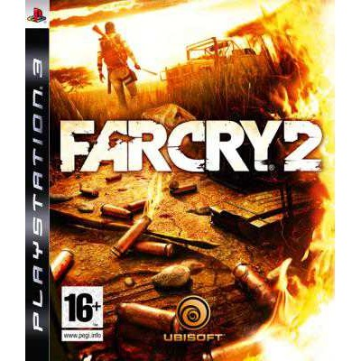 Far Cry 2 [PS3, русская версия]