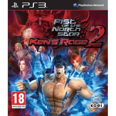 Fist of the North Star: Kens Rage 2 [PS3, английская версия]