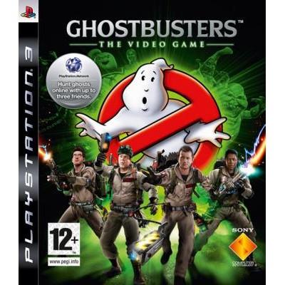 Ghostbusters The Video Game (Охотники за привидениями) [PS3, английская версия]